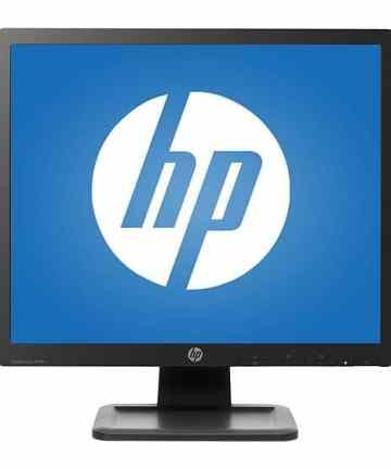 "Computing Hp 19"" inch tft screen square [tag]"