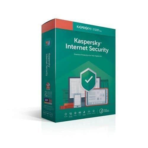 Softwares Kaspersky internet security 1+1 users(kis 1+1) [tag]