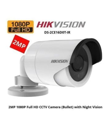 CCTV & Surveillance Systems HIKVISION 1080p Camera [tag]