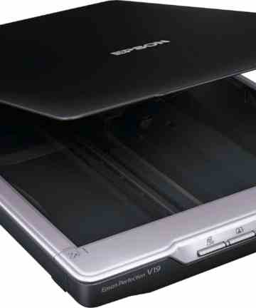 Computing Epson perfection v19 scanner [tag]