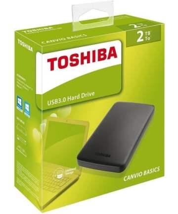 Computer Data Storage Toshiba 2TB External Hard Drive USB 3.0 [tag]