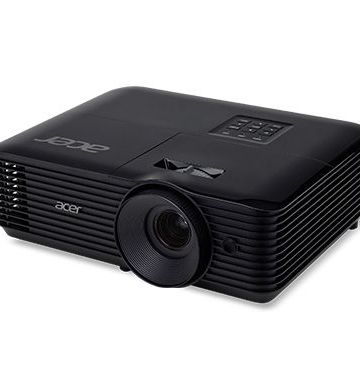 Computer Accessories Acer essential x118 data projector 3600 ansi lumens dlp svga (800×600) ceiling-mounted projector [tag]
