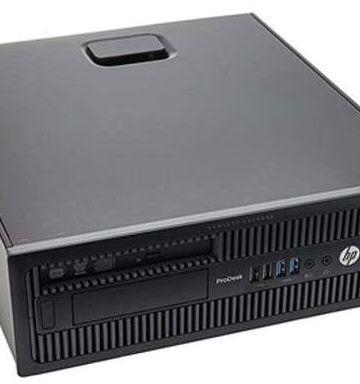 Computing Hp ProDesk desktop mini pc, 3.5ghz processor intel core i3, 4gb ram, 500gb hdd, 4th gen [tag]