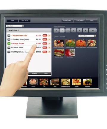 Computing Touch screen 15-inch pos tft lcd touchscreen monitor [tag]