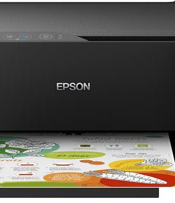 Computing Epson ecotank l3150 wi-fi all-in-one ink tank printer. Printer, Copiers, Scanner ​ [tag]