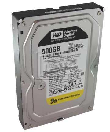 Computer Accessories Sata hard disk 500gb desktop, western digital new [tag]