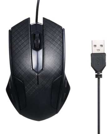 Computer Accessories Wired mouse, usb connection type, brand new [tag]