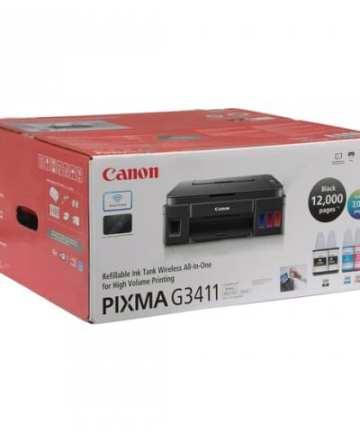 Computing Canon pixma g3411 printer [tag]