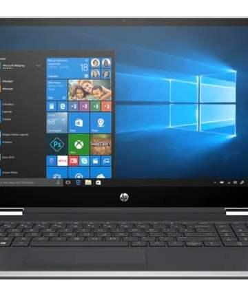 "Computing Hp pavilion x360 laptop – 14"" inch screen high defination (hd) – 1.6ghz Processor – intel core i5 – 8gb ram – 1tb hard disk [tag]"
