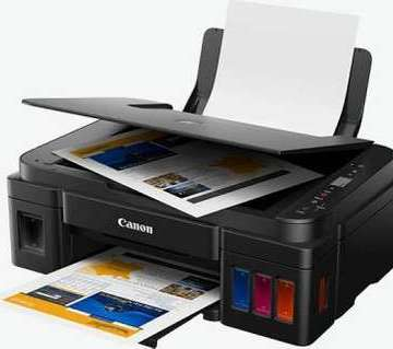 Computing Canon pixma g2411 printer color/black, print, scan, photocopy [tag]