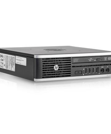 Computing Hp compaq elite 8200 ultra slim desktop, 2.5ghz processor intel core i5 , 4gb ram, 500gb hdd [tag]