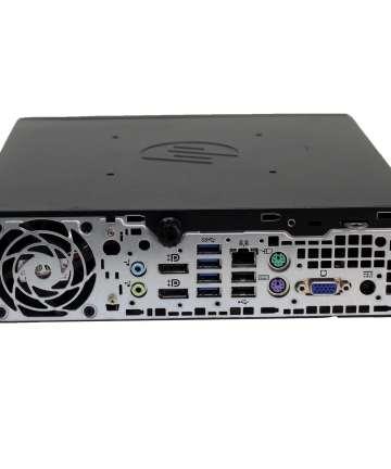 Computing Hp compaq elite 8200 ultra slim desktop, 3.1 ghz processor intel core i7, 4gb ram, 500gb hdd [tag]