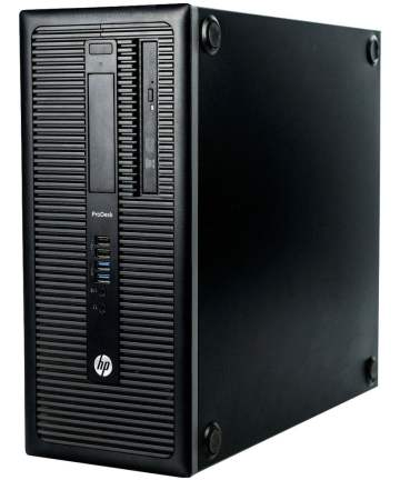 Computing Hp prodesk 600 g1 tower pc, 4th generation 3.6ghz processor intel core i3, 4gb ram, 500gb hdd [tag]