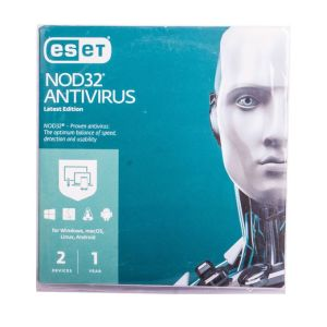 Softwares ESET Antivirus 2 Users [tag]