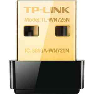 Internet & Networking TP Link TL-WN725N Wireless N Nano Adapters [tag]