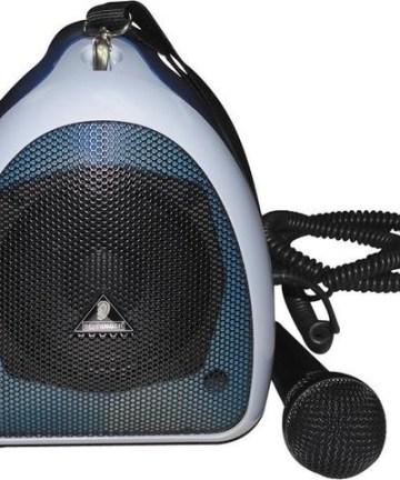 Microphones BEHRINGER EUROPORT EPA 40