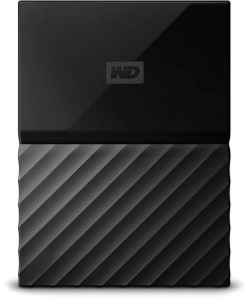 Computer Data Storage WD My Passport – 2TB – Portable External Hard Drive – USB 3.0 – WDBYFT0020BBK-WESN – Black [tag]