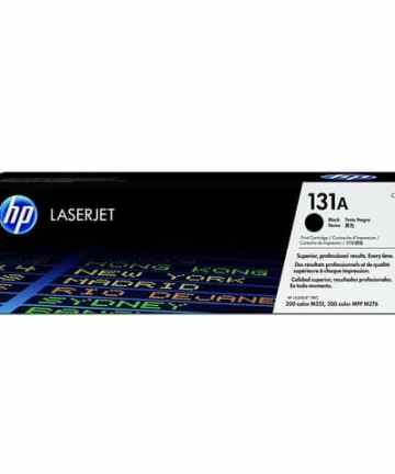 Printers & Accessories HP 131A (CF210A) Black Original LaserJet Toner Cartridge [tag]