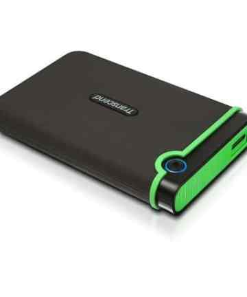 Computer Data Storage Transcend Storejet 25M3 3.1 External Hard Drive 3.0 USB 1 TB memory [tag]