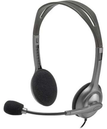Electronics Logitech Logitech Stereo Headset H111