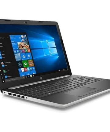 Basic college laptops HP Notebook 15-da1363nia 15.6″ Intel Core i7 8GB RAM 1TB HDD Silver [tag]
