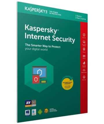 Softwares & Anti-virus Kaspersky Internet Security 2019 1+1 Devices 1 Year PC MacAndroid Activation Code Inside [tag]