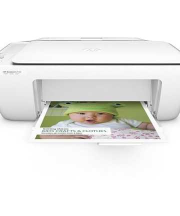 Computing HP DESKJET 2130 all in one printer