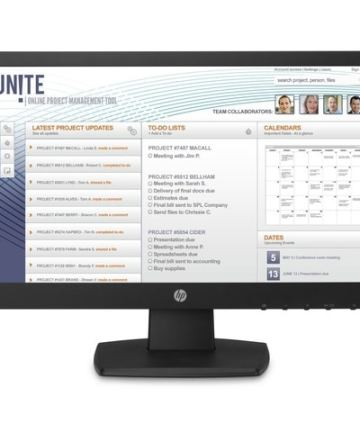Computing HP V197 18.5-Inch LEDBlt Monitor VGA DVI [tag]