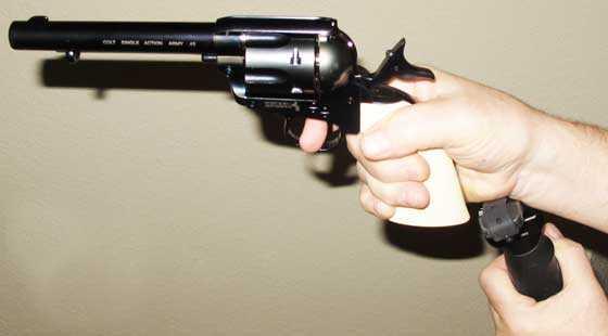 Colt Single Action Army Bb Revolver Monopod