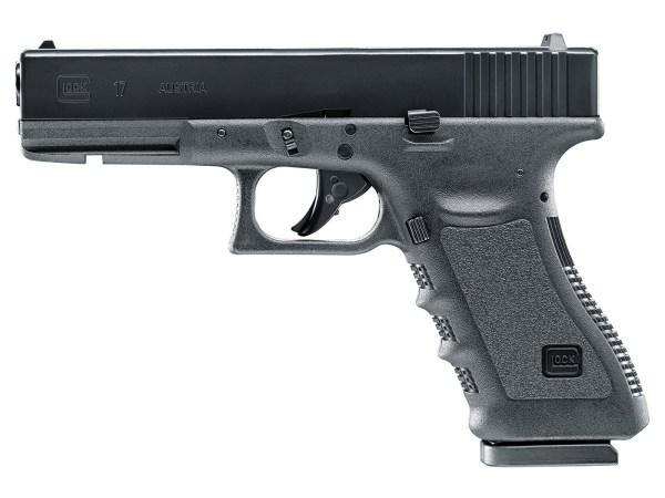 Umarex Glock 17 Gen3 CO2 Blowback .177 BB Gun. Air gun ...