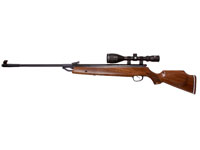 Webley Patriot Air Rifle Combo