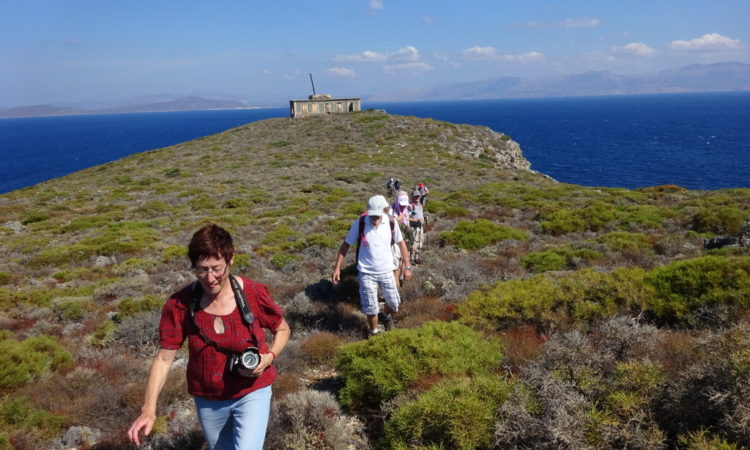 Pyrgos House Group Walking Holiday