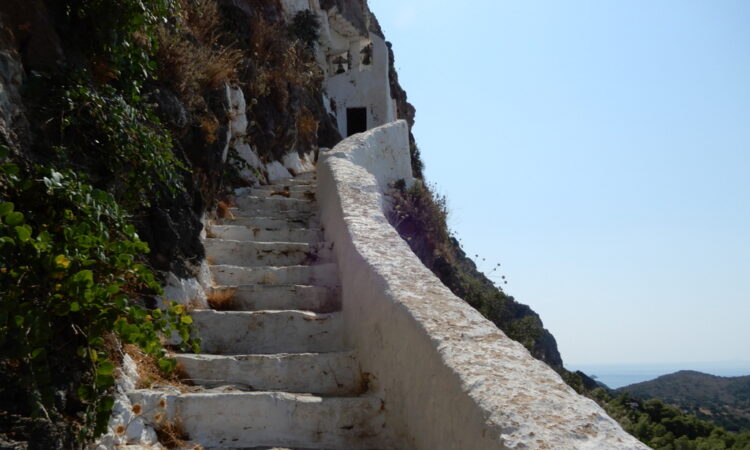 Agios Ioannis in the Cliff