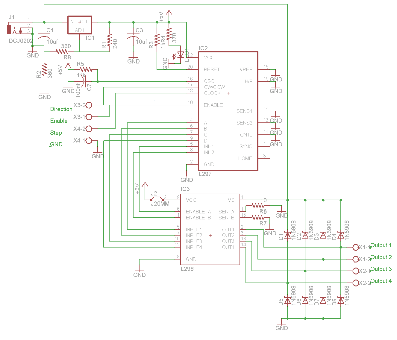 Model Rocket Launcher Control Launch Controller Circuit