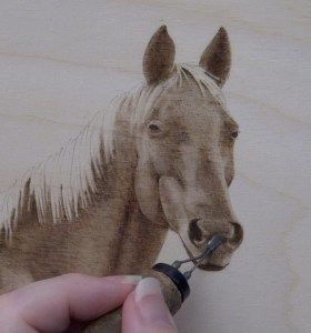 Pyrography Techniques The Horse Wood Burning Tutorial Pyrography Made Easy