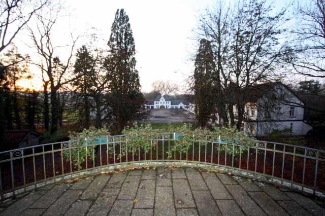 Unterhalb des Ethelbert-Balkons feierten die Immenhof-Fans.