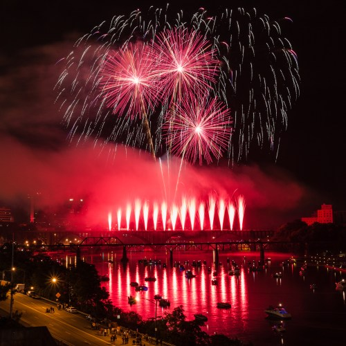 Boomsday - Photo by Garrett Hill - Visit Knoxville