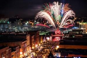 Photo by Garrett Hill, Pyro Shows, Bash On Broadway Fireworks
