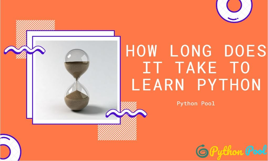 How Long Does It Take To Learn Python