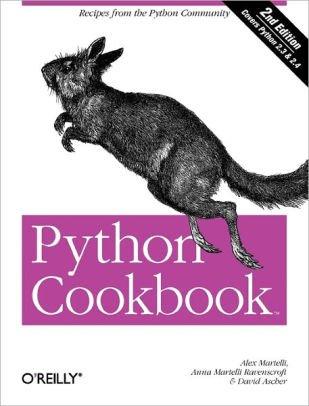 Python Book - Python Cookbook