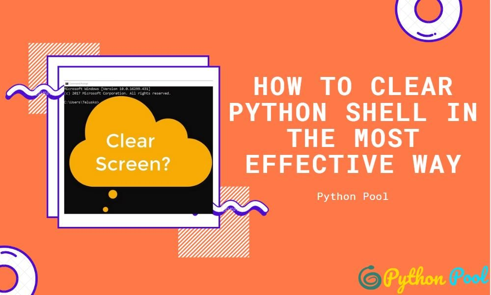 How to Clear Python Shell