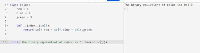 Example 2: Python Integer To Binary