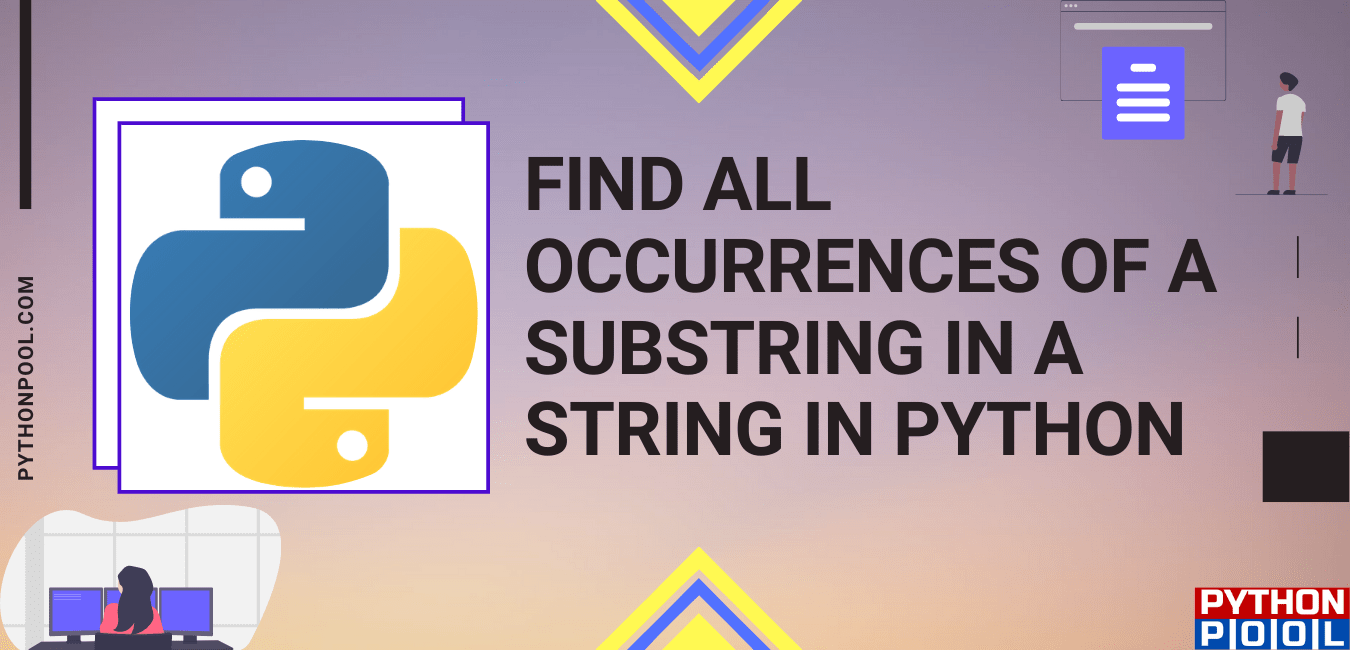 python find all occurrences in string