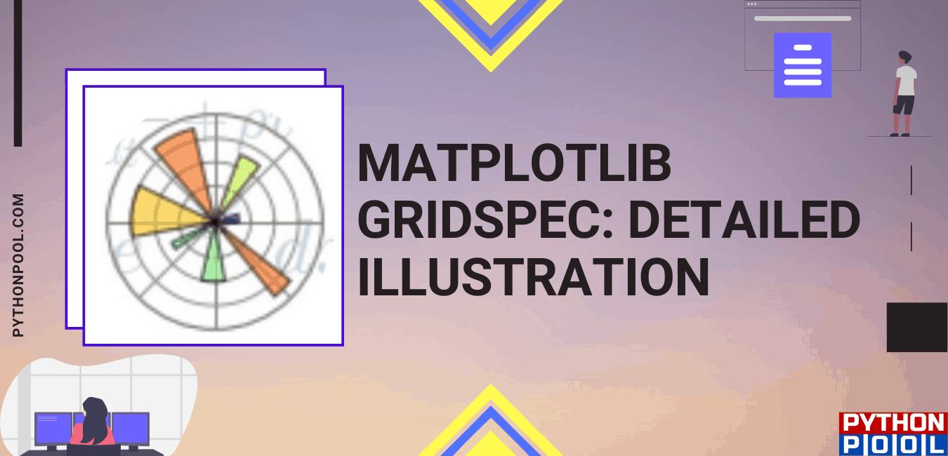 Matplotlib gridspec