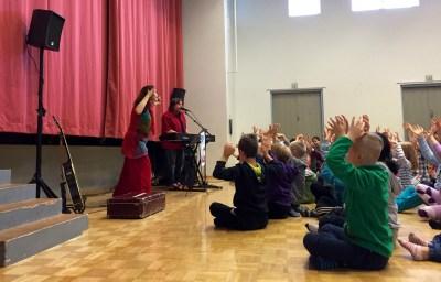 Koulukonsertti