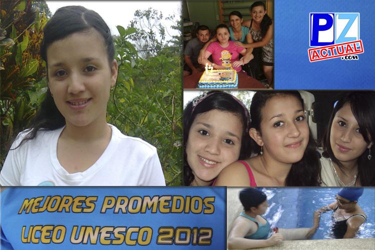 Hilary Arguedas, un claro ejemplo de fe, lucha, fortaleza ¡Gracias!