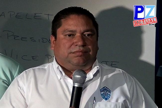 Después de 13 años el Municipal Pérez Zeledón nombra a un nuevo presidente.