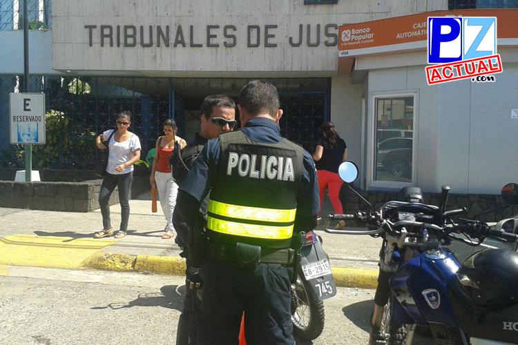Asalto a trabajadores de la empresa Gafeso Musoc deja a una persona herida por un impacto de bala.