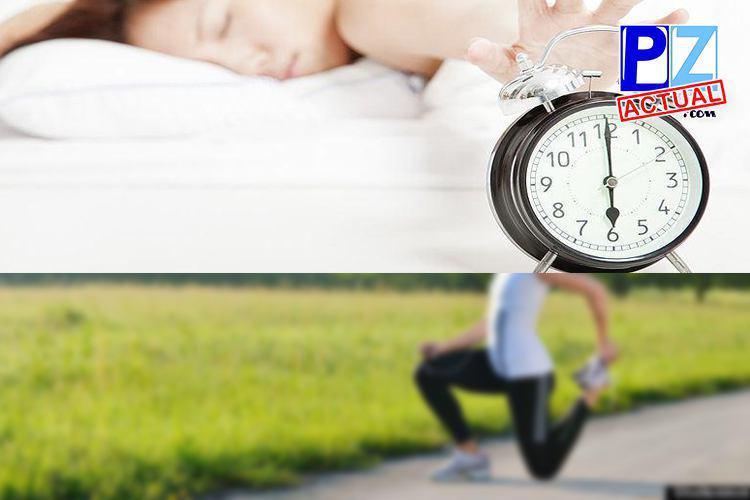 Cinco Tips para adoptar más fácilmente el ejercicio mañanero.