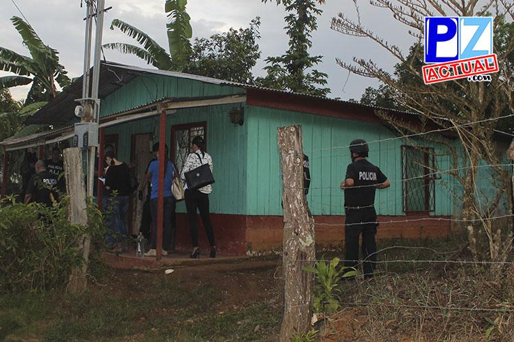 OIJ allana vivienda en Villa Ligia por venta de drogas.
